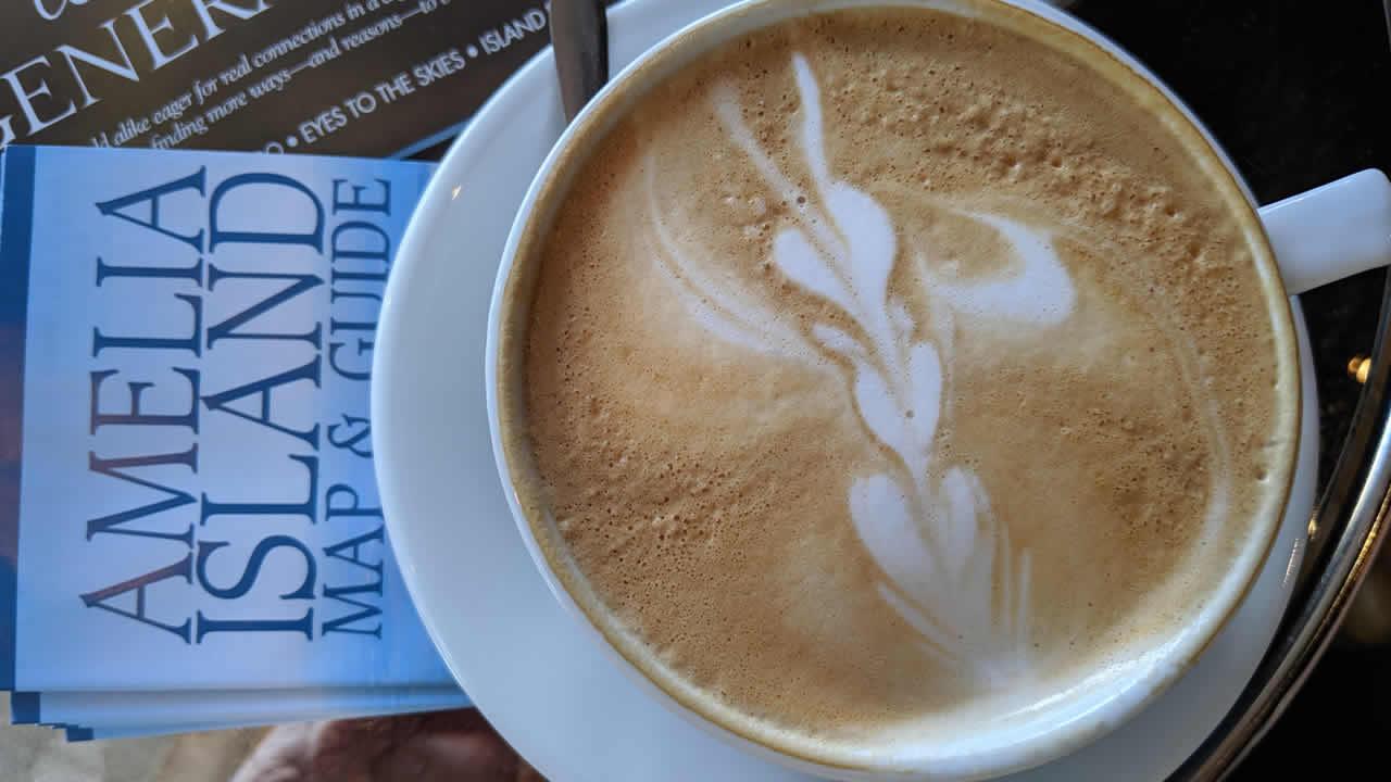 Amelia Island Coffee